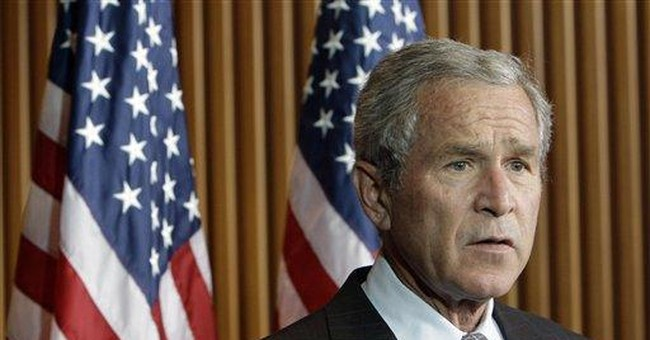 Bush Will Stand the Test of Time