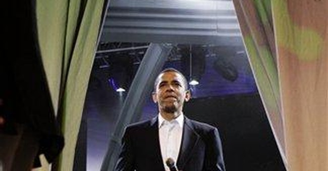 Obama Catches Fire With Netroots
