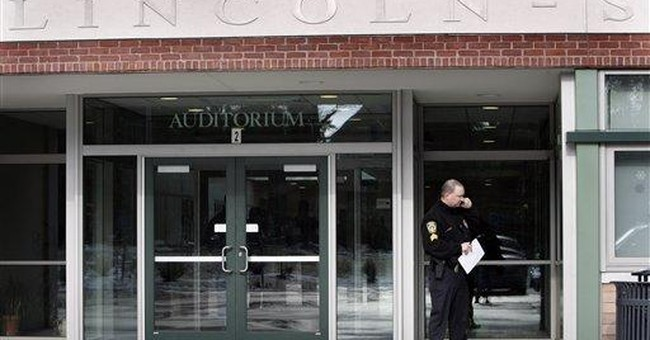 Juvenile in custody after Idaho school stabbing