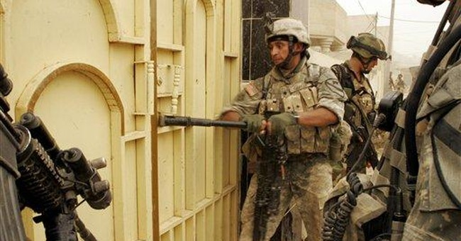 "An Iraq ""Scouting Trip"""