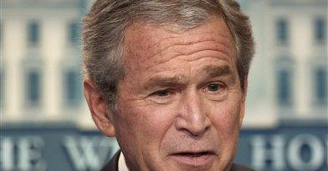 Conservatives Shouldn't Abandon Bush