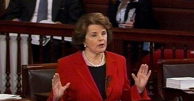 Senator Feinstein's Fair Play Exposes Liberal Extremists