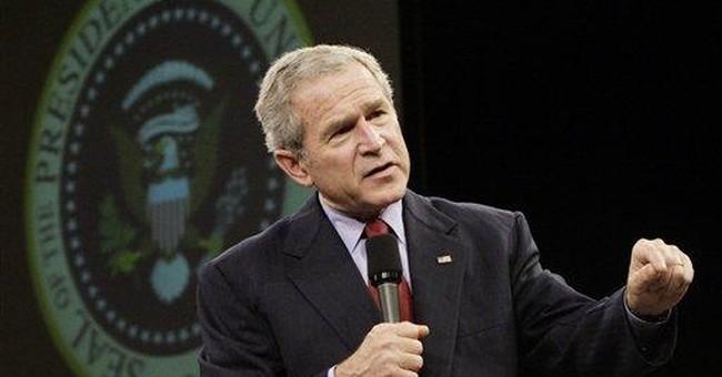 A Stock Market Vote of Confidence for Bush