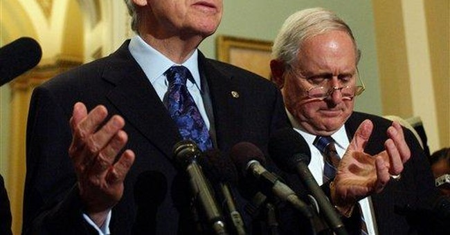 Reid: Pull Troops or We Won't Pay Them