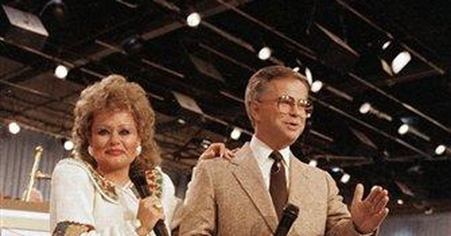 Why Tammy Faye Over Falwell?