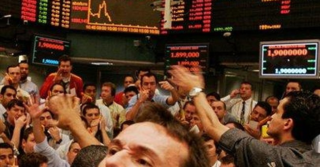 Panic in the markets!...again?