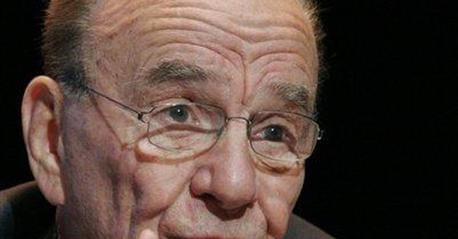 Rupert Murdoch: Satan or Savior?
