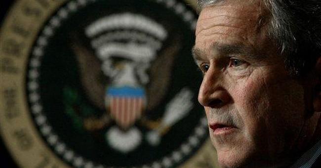 Mr. Bush: Surprise Us With Brevity, Big Goals, Bipartisanship