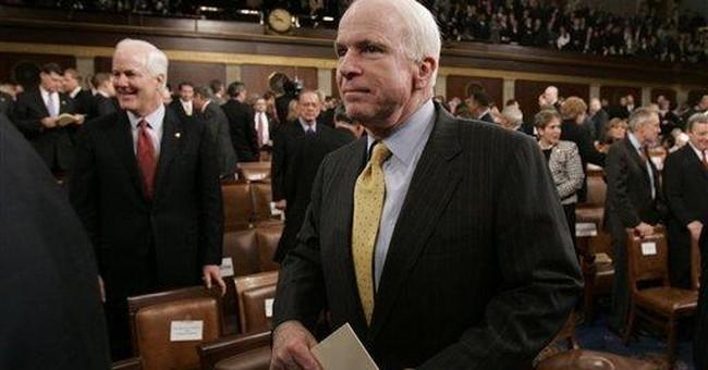 Dour McCain