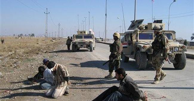 A reminder from Al Qaeda that Iraq still matters.