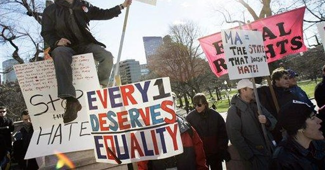 The Homosexual Assault On Traditional Marriage