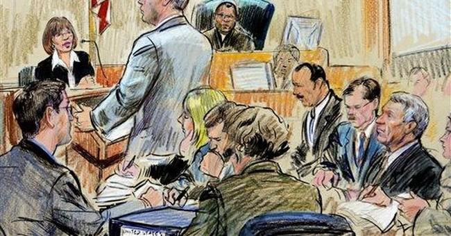 Detroit ex-judge, others arraigned in perjury case
