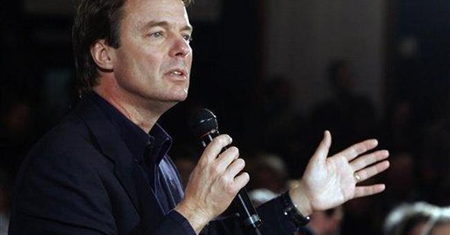 John Edwards Maligns Faith