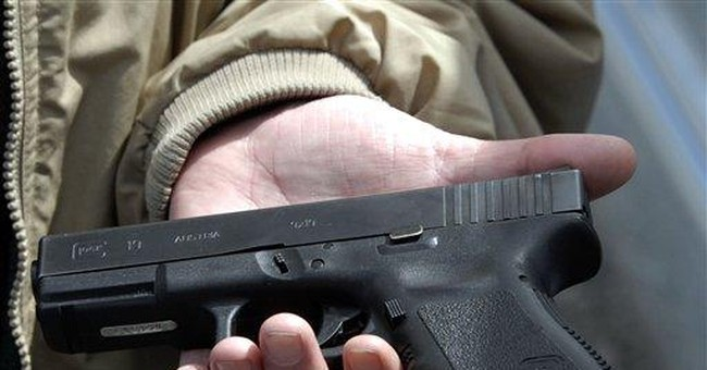 Would Christ Carry a Concealed Weapon?