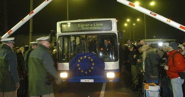EU keeps Bulgaria, Romania out of border zone