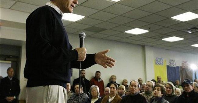 Eugene McCarthy Speaks to 2008