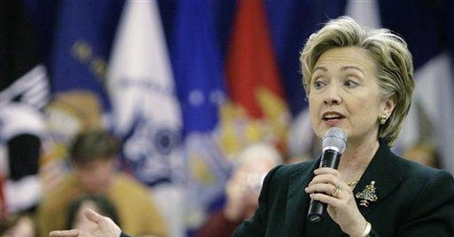 Hillary Had No Role in Irish Peace, Despite Bill's Claims
