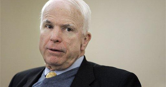 John McCain Needs A Neuralyzer:  Why McCain Is Performing An Encore, Not An Opening Act