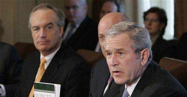 Bush budget not all it seems