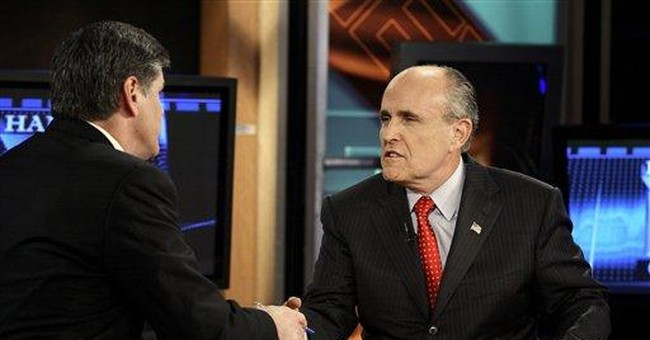 Is Giuliani a Conservative?