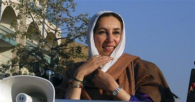The Tragic Death of Benazir Bhutto