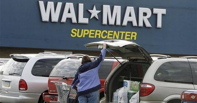 Shining the Light on Wal-Mart's Corporate Social Responsibility Blind Spot