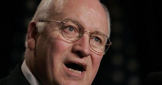 Republicans' Cheney Problem