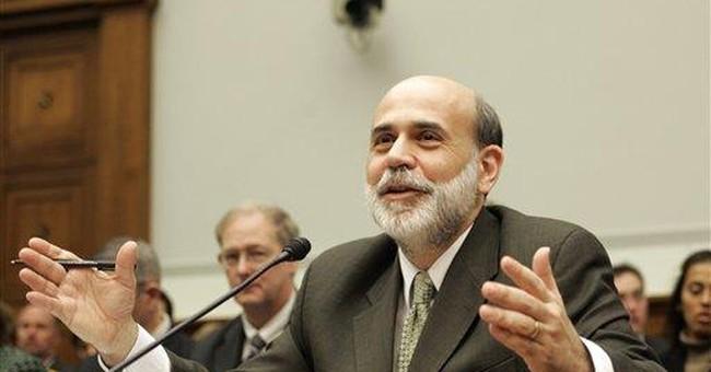 Bernanke's Goldilocks