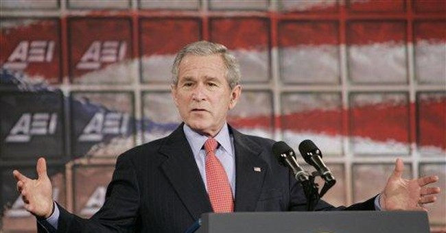 Lessons from Reagan for Bush and the War on Terror