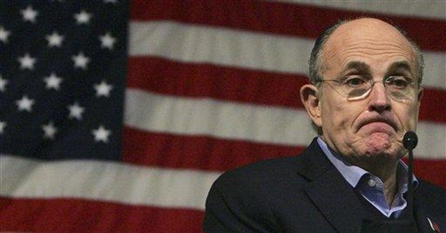 Giuliani's Judges:  The MSM Gets Out Its Carving Knife