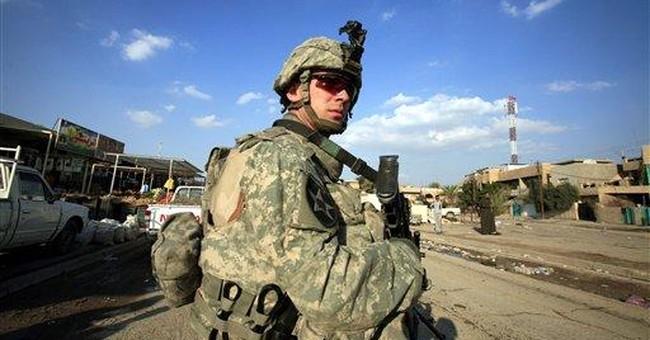 "The ""Peace"" Brigade vs. the Stryker Brigade"