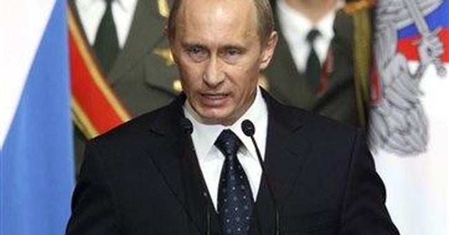 Putin's back to the future
