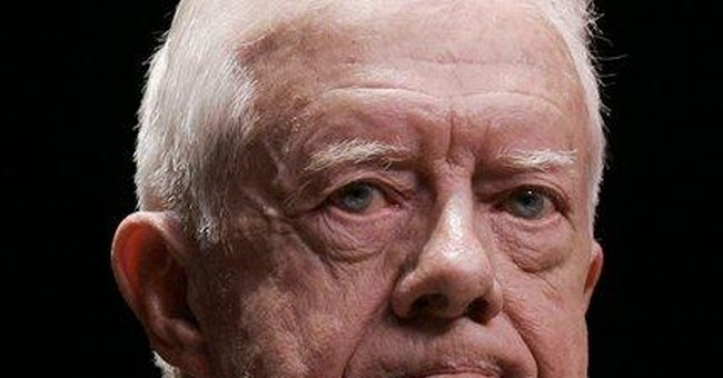 CEOs and Jimmy Carter: Acne on the Face of America