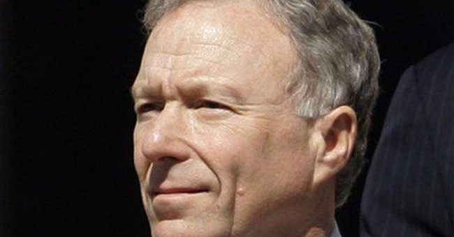 Scooter Libby is no Bill Clinton