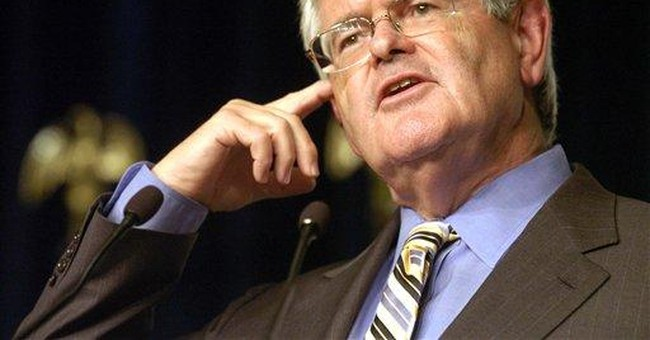 Gingrich Is In, It's Just A Matter of When
