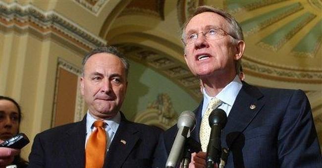 Sen. Schumer's Tax Loopholes