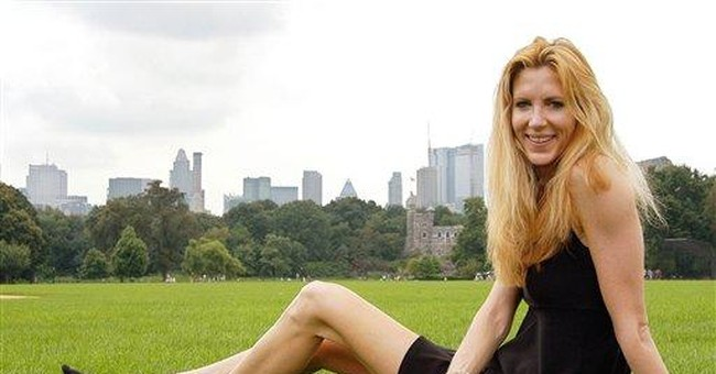 Ann Coulter's Conservative Sell-Out