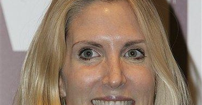 Ann Coulter's Theology: Offensively Accurate