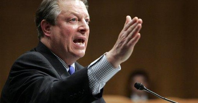 10 Questions For Al Gore And The Global Warming Crowd