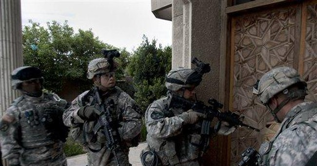 Christians, Pacifism, Iraq