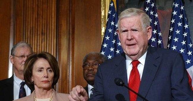 Why do Democrats crave defeat?