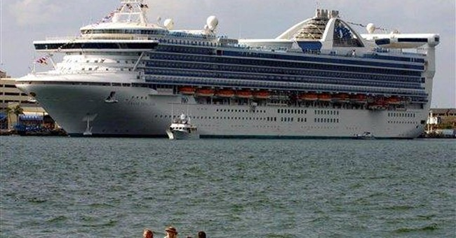 Carnival: Man jumped overboard on Mexico cruise