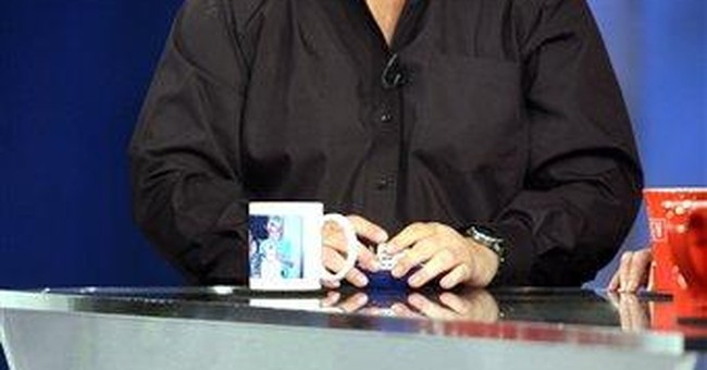 Rosie O'Donnell, Bigfoot, and UFOs