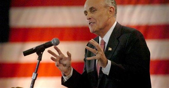 Can Rudy Replicate Ike?