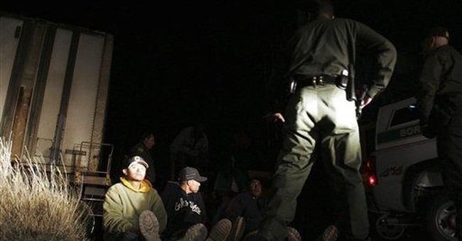 Fixing Illegal Immigration In 10 Common Sense Steps