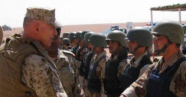 Forcing U.S. to quit in Iraq