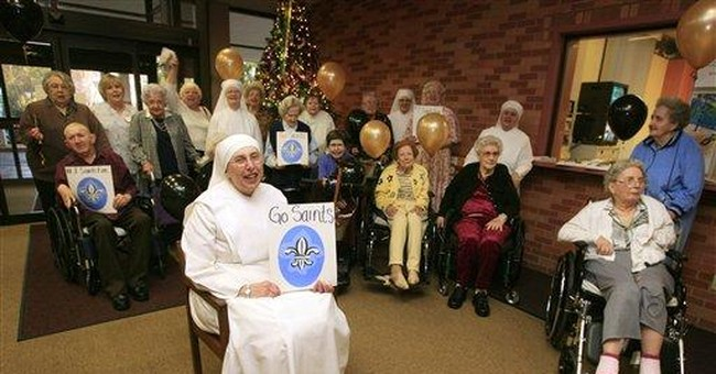 Obama Administration Marches on With Their War on Nuns