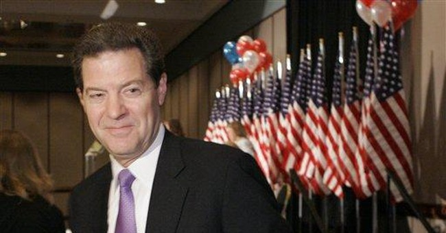 Poll: Kansas Governor Race Sees Swing to GOP Incumbent