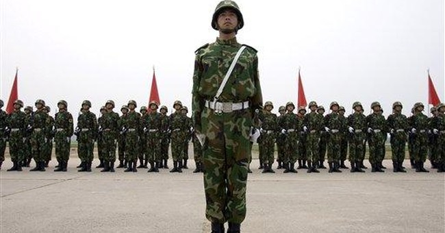 'Horrifying': China Engaged in Gene Editing to Make Soldiers 'Stronger, More Powerful'