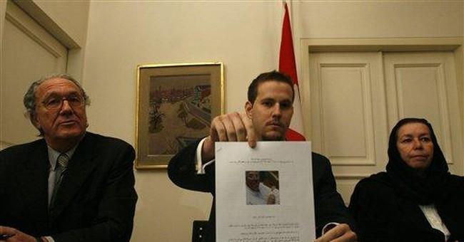 U.S. Announces Accountability For Iranian Officials Who Killed Bob Levinson